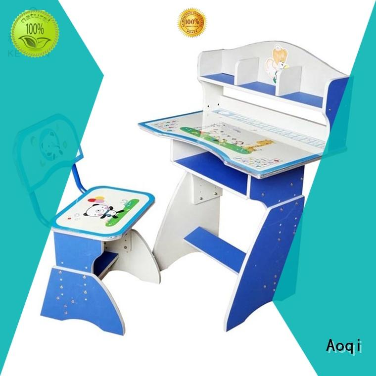 Aoqi elegant study table and chair for students inquire now for study