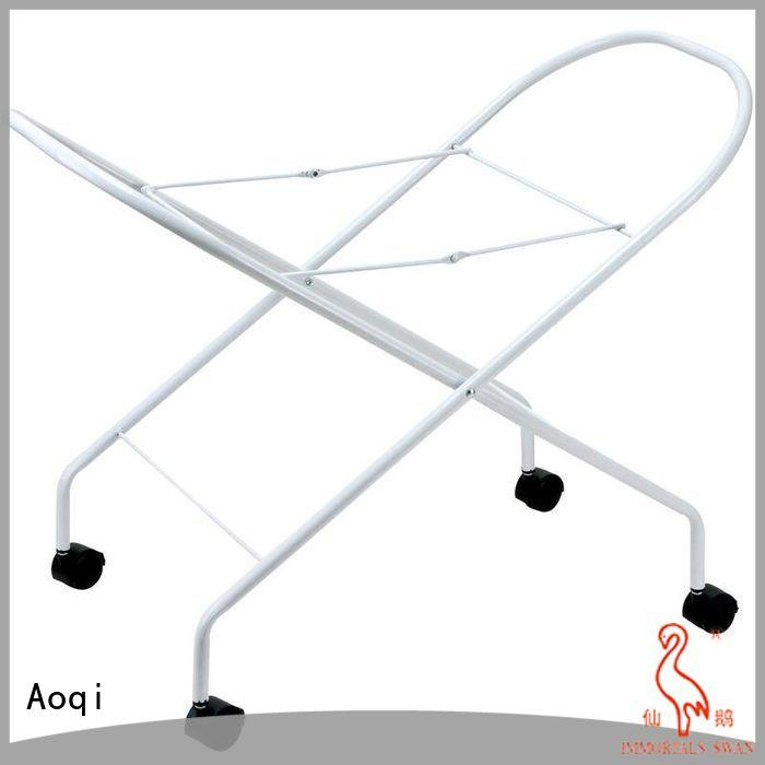 Aoqi white universal baby bath stand supplier for household