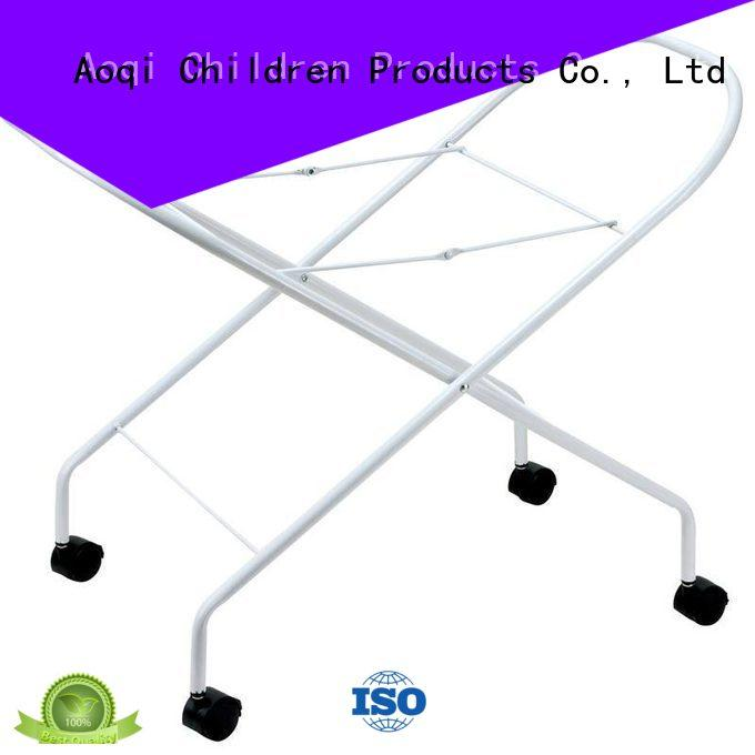 Wholesale kids folding baby bath stand Aoqi Brand