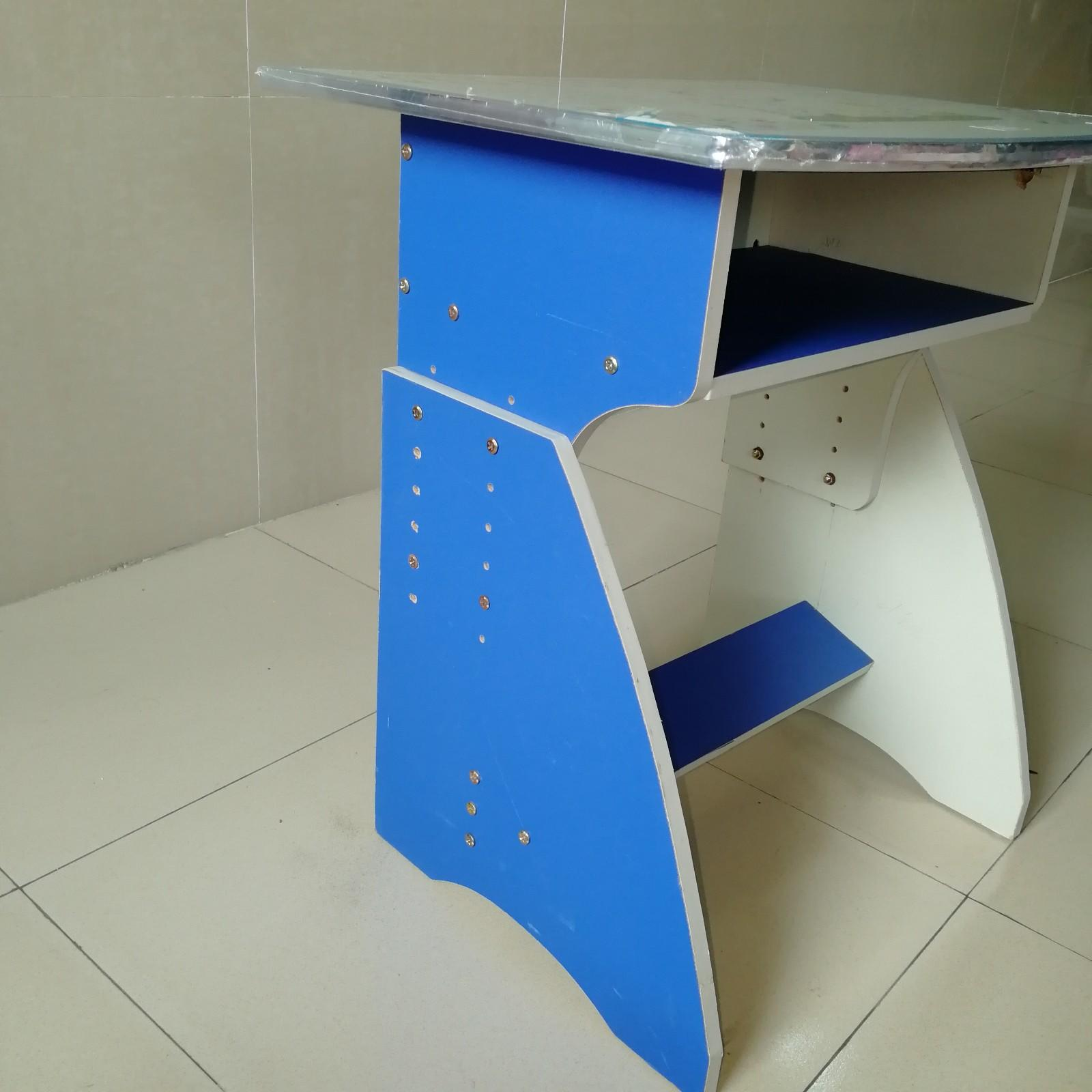 Aoqi study table with chair for child factory for home-3