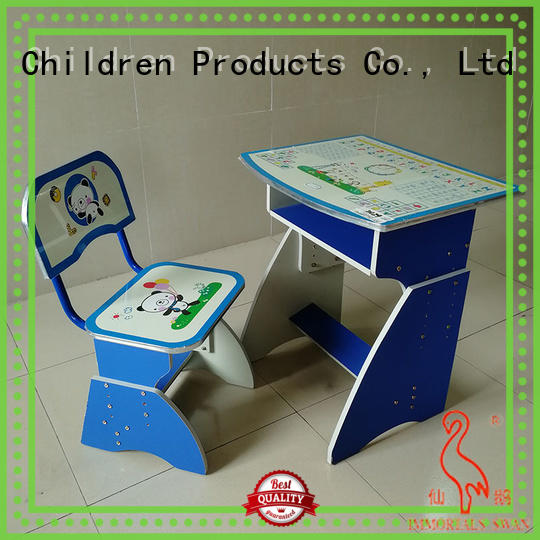 Aoqi youth desk and chair set factory for study