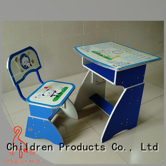 Aoqi study table and chair set factory for home