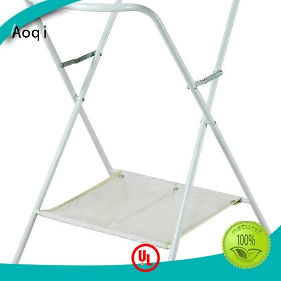 Aoqi Brand foldable kids affordable folding baby bath stand standing