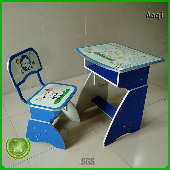 Kids Preschool Desk and Chair 2029