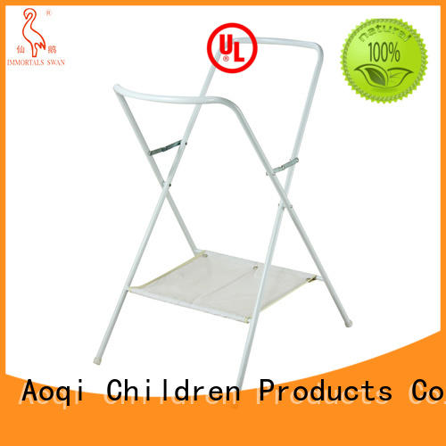 Aoqi baby bath and stand set factory price for household