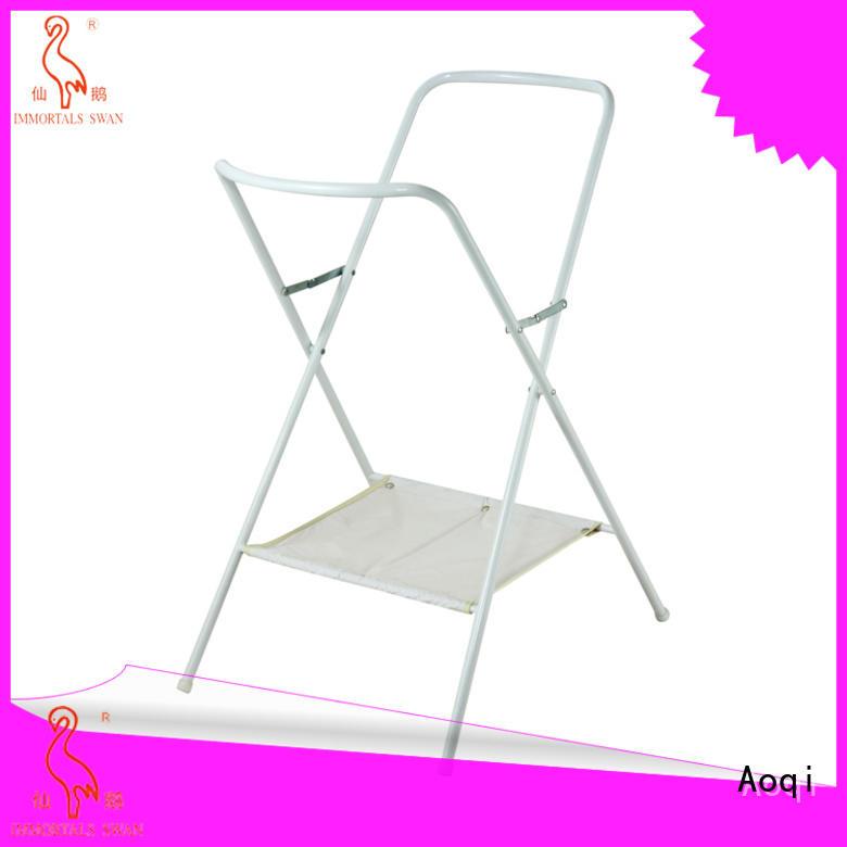 Aoqi folding bath stand personalized for kchildren