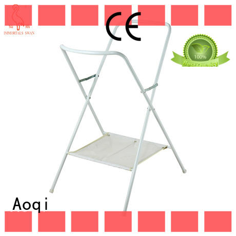 Aoqi reliable universal baby bath stand factory price for household