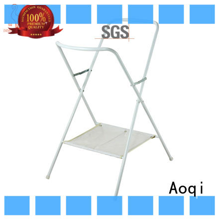 stand baby bath stand for sale factory price for bathroom Aoqi