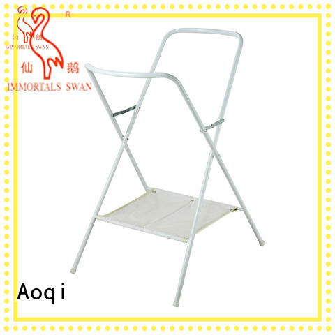 Aoqi white mothercare bath stand factory price for kchildren